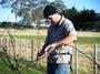 大沢ワインズ 2008年06月11日畑の様子
